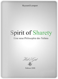 Spirit of Sharety - Cover